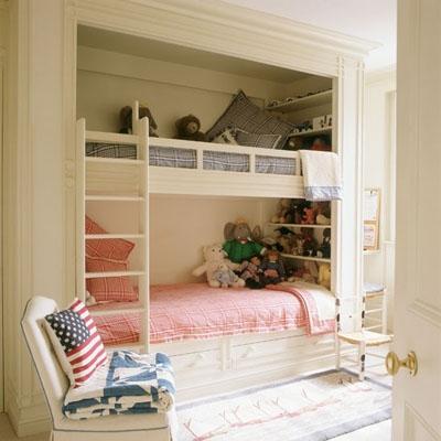 f2 Thiết kế và trang trí phòng ngọt ngào cho công chúa nhỏ