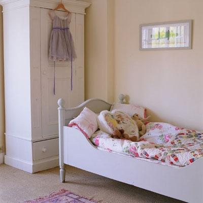 f3 Thiết kế và trang trí phòng ngọt ngào cho công chúa nhỏ