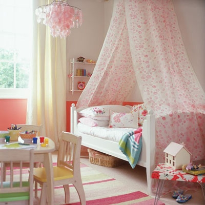 f5 Thiết kế và trang trí phòng ngọt ngào cho công chúa nhỏ