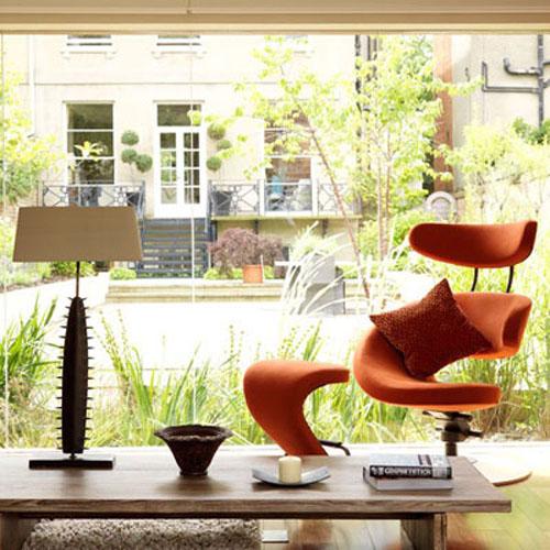 b1 Gợi ý sử dụng vật liệu kính, thủy tinh, pha lê trang trí nhà