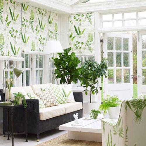 b5 Gợi ý sử dụng vật liệu kính, thủy tinh, pha lê trang trí nhà