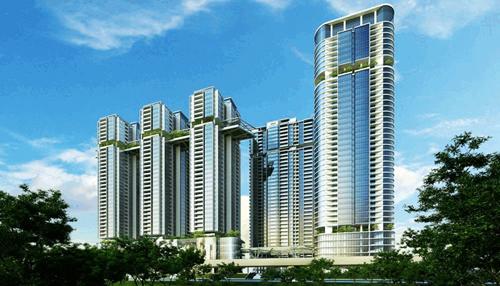 Bất động sản Hà Nội: Tăng nhiệt với căn hộ 12 triệu đồng/m2