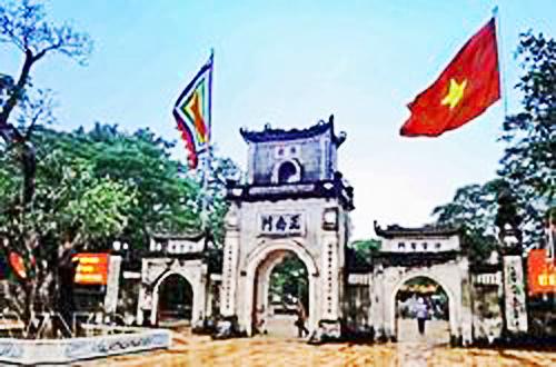 Nam Định tu bổ, tôn tạo 3 điểm di tích quốc gia đặc biệt