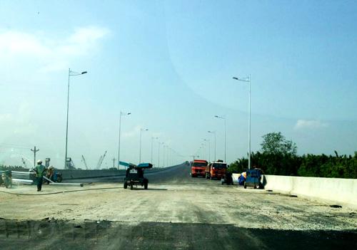 Đường cao tốc Sài Gòn – Long Thành - Dầu Giây sắp được thông xe giai đoạn 1