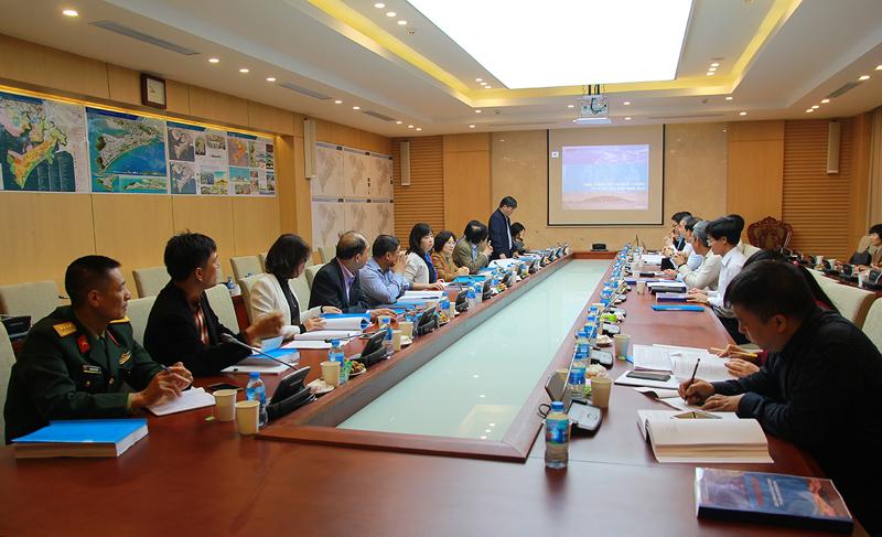 Thẩm định điều chỉnh quy hoạch chung TP Vũng Tàu đến năm 2035