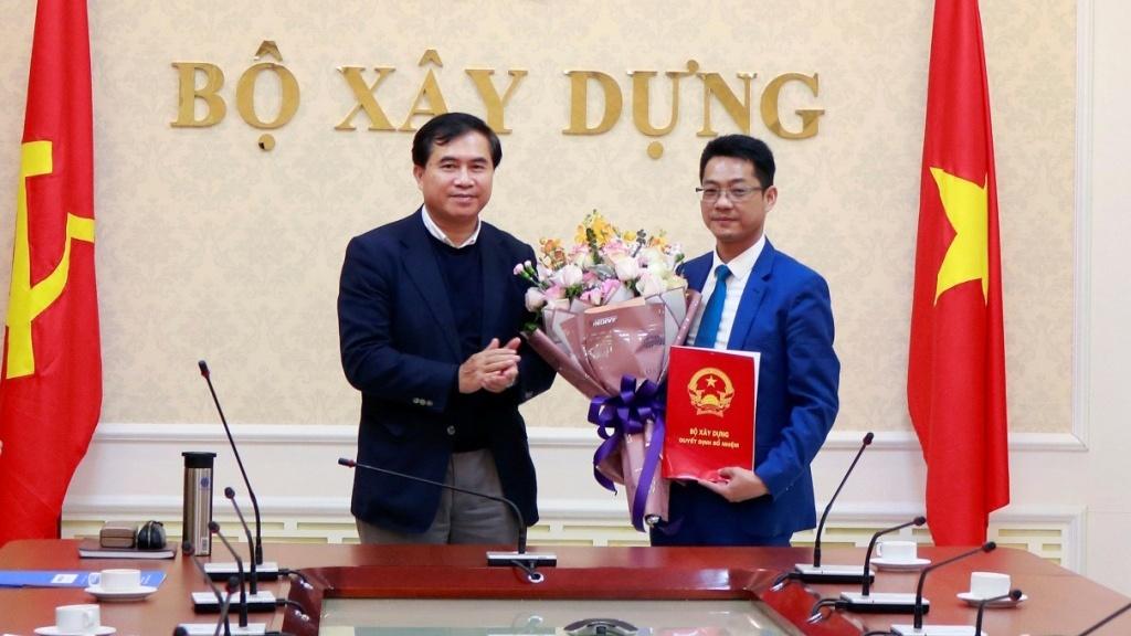 Công bố Quyết định bổ nhiệm Phó Vụ trưởng Vụ Khoa học công nghệ và môi trường