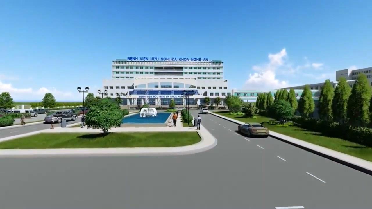 Nghệ An: Vì sao bệnh viện nghìn tỷ chậm tiến độ?