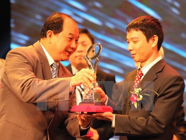 80 doanh nghiệp được trao Giải thưởng Chất lượng năm 2015