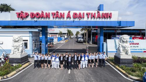 Tân Á Đại Thành - Phồn vinh cuộc sống Việt