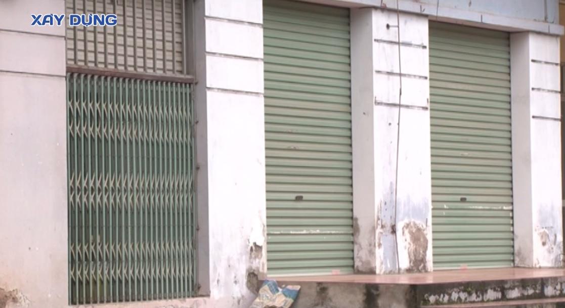 """Đông Anh (Hà Nội): Đơn vị quản lý Khu nhà ở công nhân Kim Chung bất ngờ """"thổi giá"""" đẩy tiểu thương đến nguy cơ phá sản"""