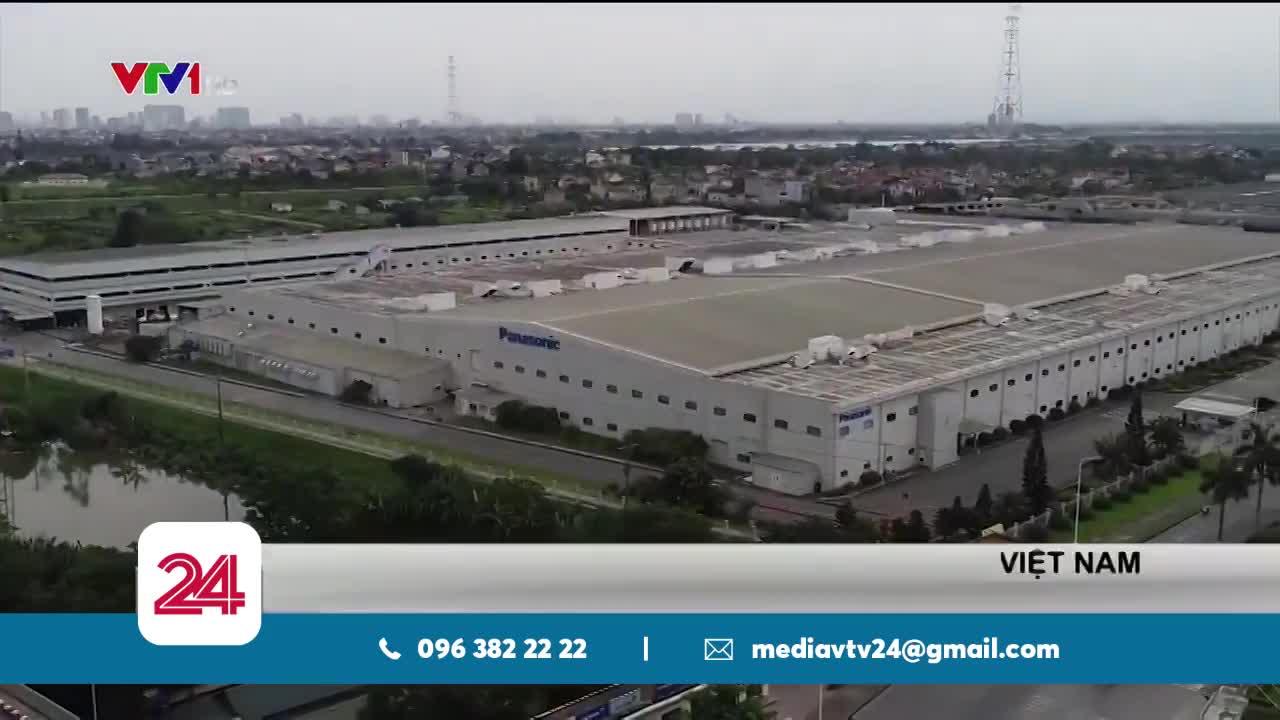Panasonic khởi đầu làn sóng dịch chuyển nhà máy về Việt Nam?