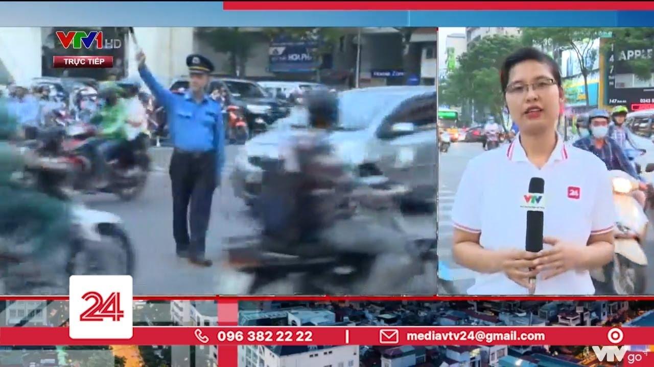 Hà Nội bố trí 62 chốt giải tỏa ùn tắc giao thông