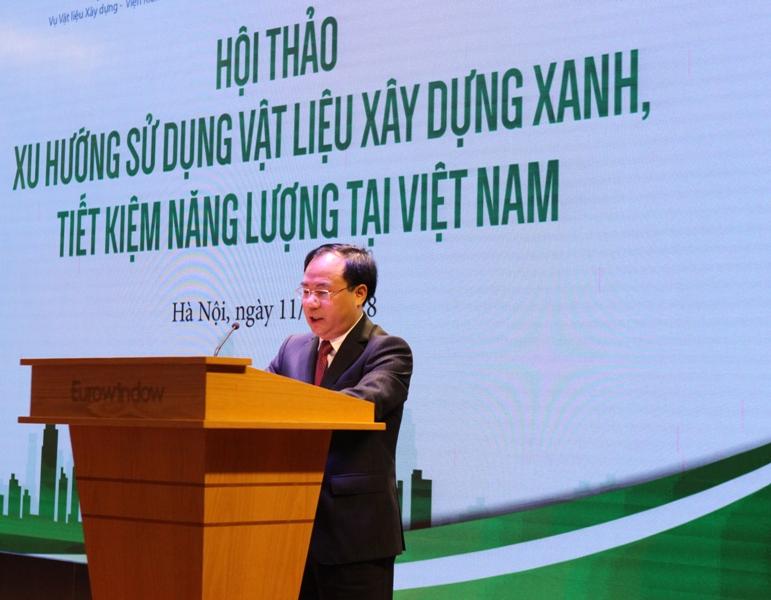 Xu hướng sử dụng vật liệu xây dựng xanh tại Việt Nam