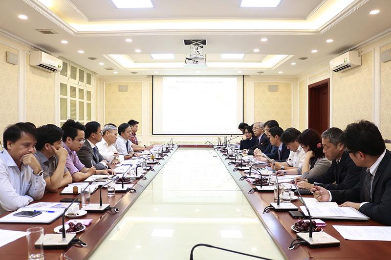 Dự án tăng cường năng lực phát triển công cụ quản lý Nhà nước với dự án đầu tư xây dựng