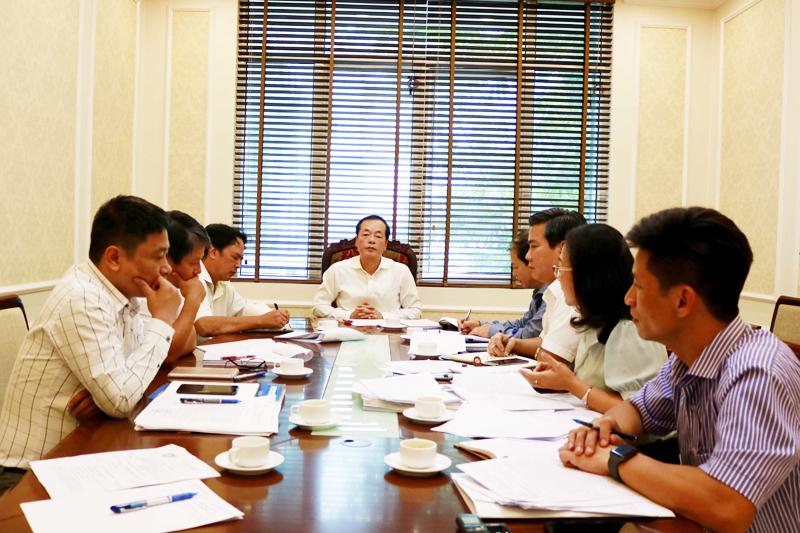 Bộ trưởng Bộ Xây dựng tiếp công dân giải quyết vấn đề cấp Chứng chỉ Hành nghề hoạt động xây dựng