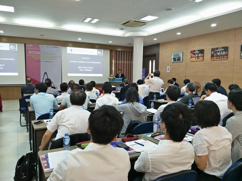 Ứng dụng tiêu chuẩn thiết kế và xây dựng kết cấu bê tông ở châu Á