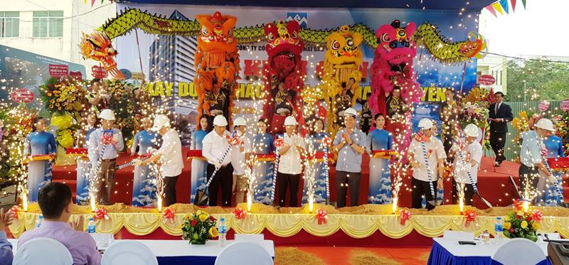 Khởi công xây dựng khách sạn Sao Mai Phú Yên