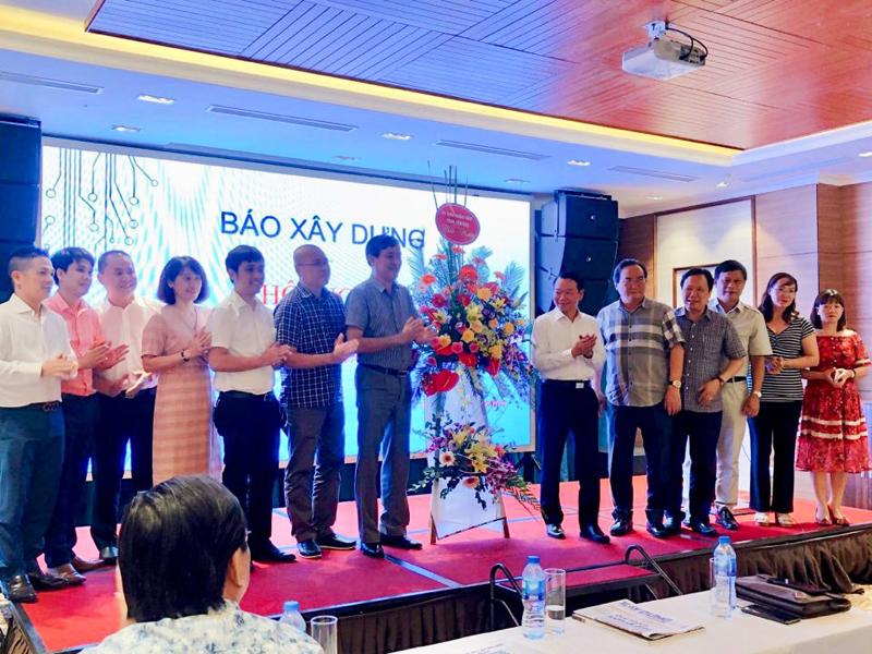 Ra mắt đại diện thường trú Báo Xây dựng tại tỉnh Yên Bái