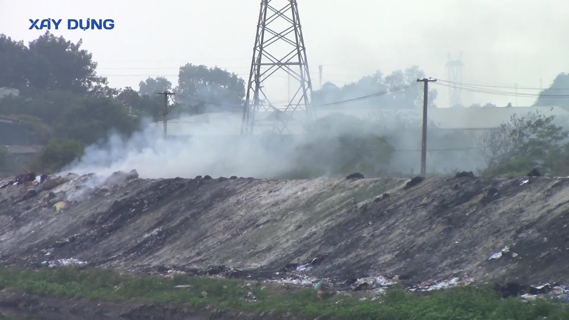 Hà Nội: Nhức nhối việc xử lý rác thải làng nghề