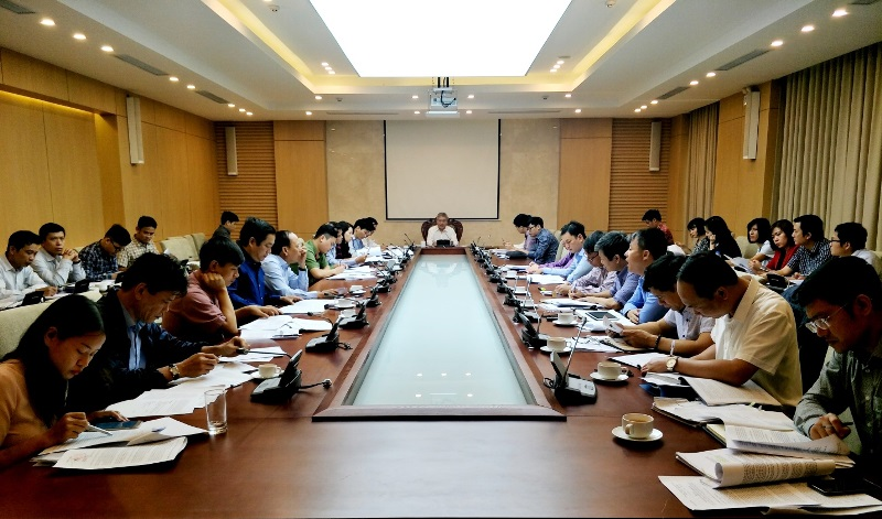 Bộ Xây dựng họp sửa đổi Nghị định 32 và Nghị định 37 của Chính phủ