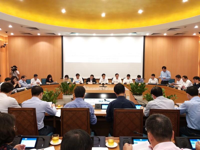 Hà Nội: Tổ chức Hội nghị công tác quản lý Nhà nước về đầu tư xây dựng cơ bản, phát triển và quản lý đô thị trên địa bàn