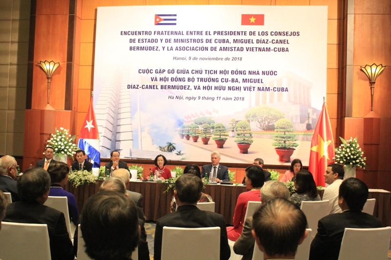 Khuyến khích các doanh nghiệp Việt Nam mở rộng đầu tư tại Cuba