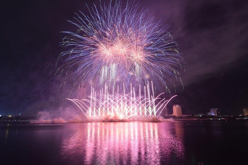 Hé lộ tuyệt đỉnh về đêm Chung kết Lễ hội pháo hoa quốc tế Đà Nẵng 2019