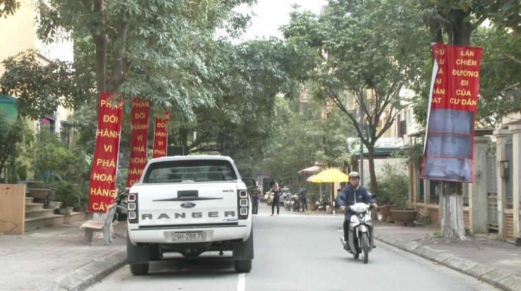 Cần xử lý dứt điểm kiến nghị của người dân khu đô thị 54 Hạ Đình