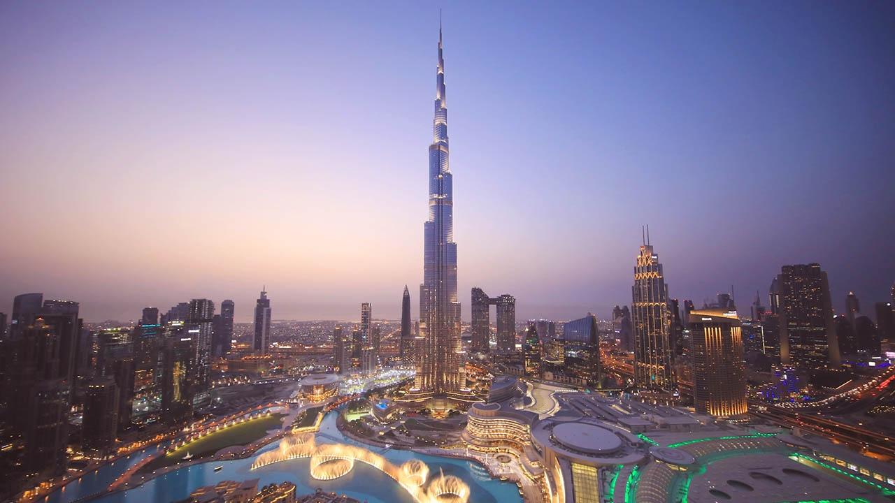Những kỷ lục đáng nể về tòa tháp cao nhất thế giới ở Dubai