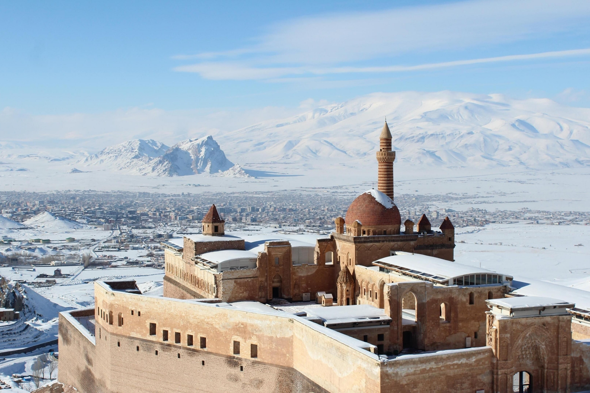 Cung điện hàng trăm năm tuổi ở Thổ Nhĩ Kỳ