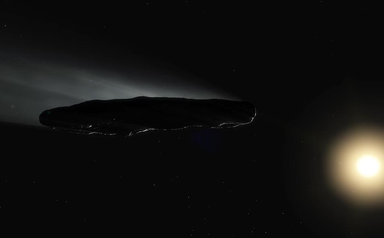 Bí ẩn Oumuamua - dấu hiệu của sự sống ngoài không gian?