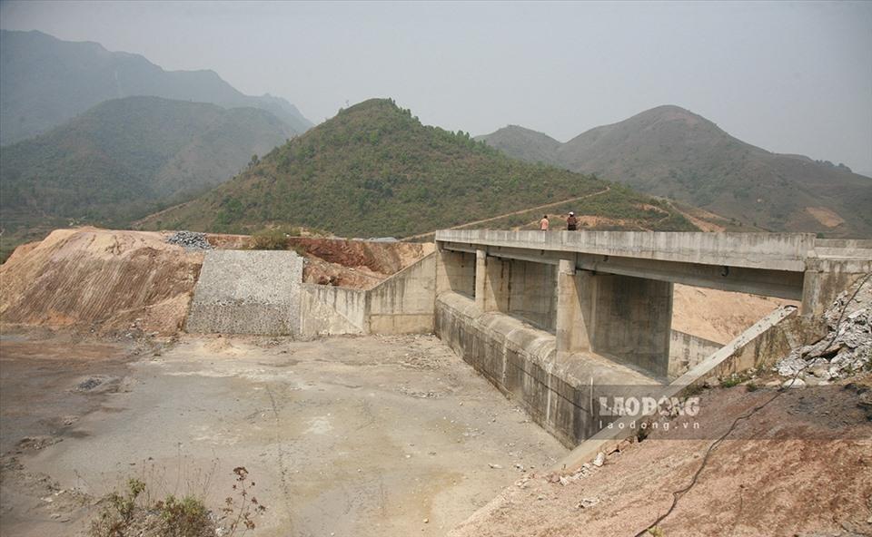 Dự án Hồ chứa nước Ẳng Cang hơn 300 tỉ: 10 năm chưa về đích
