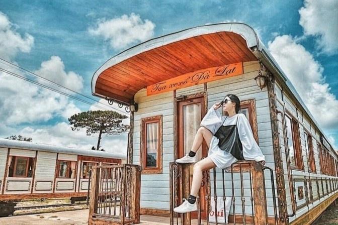 Nhà ga đẹp nhất Việt Nam tại Đà Lạt
