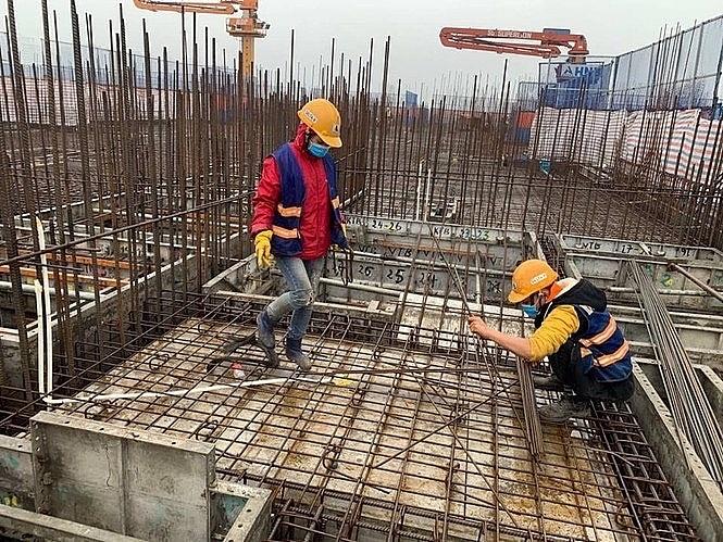 Giá nhân công xây dựng trên địa bàn Hà Nội năm 2020