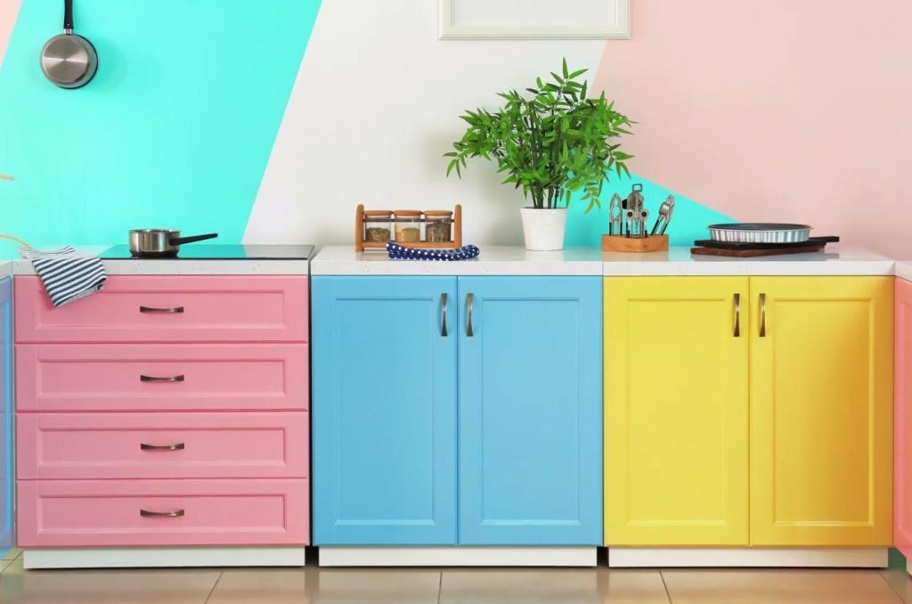 Chọn màu sắc thế nào cho căn bếp hiện đại, ấm áp