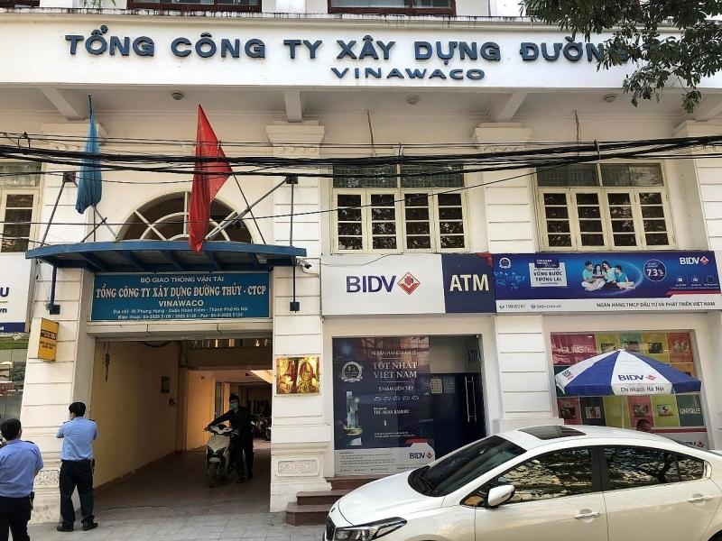 """Hà Nội: Trụ sở Tổng Công ty xây dựng đường thủy đang bị """"xẻ thịt"""" cho thuê?"""