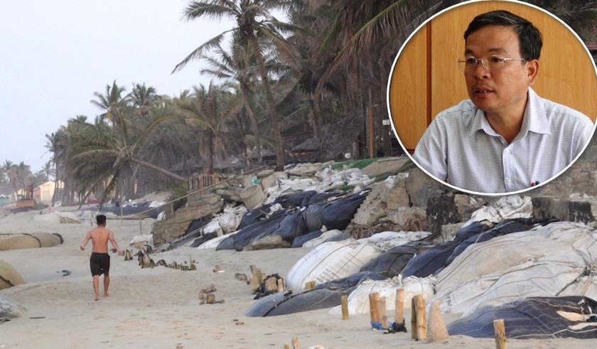 Bờ biển Cửa Đại tan hoang sau 10 năm, Hội An xử lý ra sao?