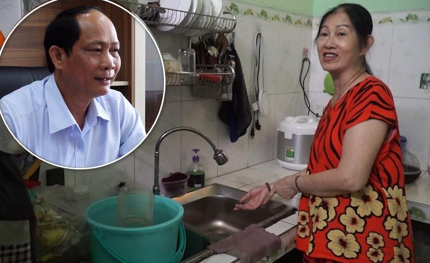 Dân Đà Nẵng sắp thoát cảnh khổ sở vì thiếu nước sinh hoạt