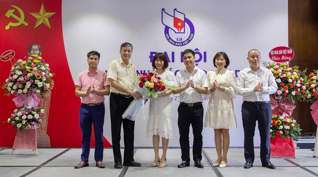 Đại hội Chi hội Nhà báo Báo Xây dựng nhiệm kỳ 2021 – 2024