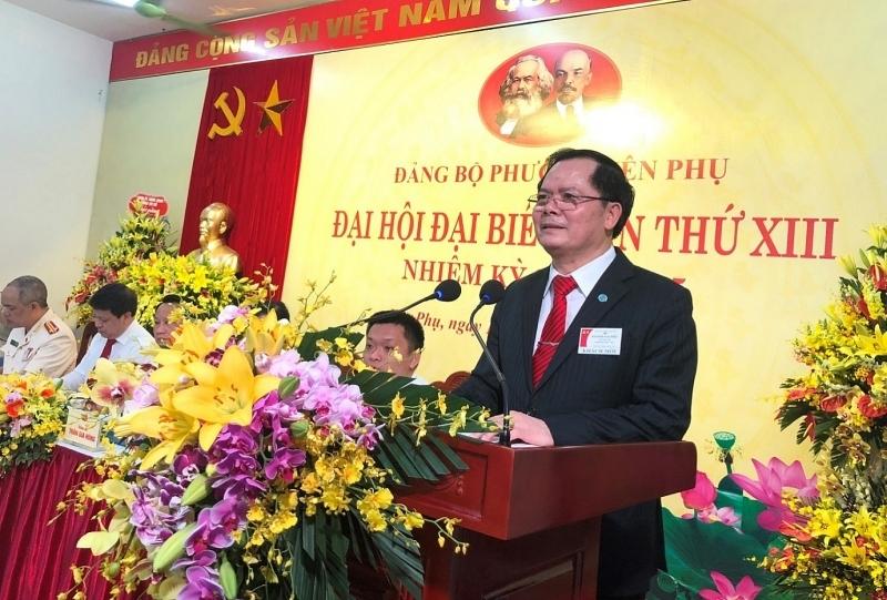 Đảng bộ phường Yên Phụ xác định 5 nhiệm vụ trọng tâm nhiệm kỳ 2020 – 2025
