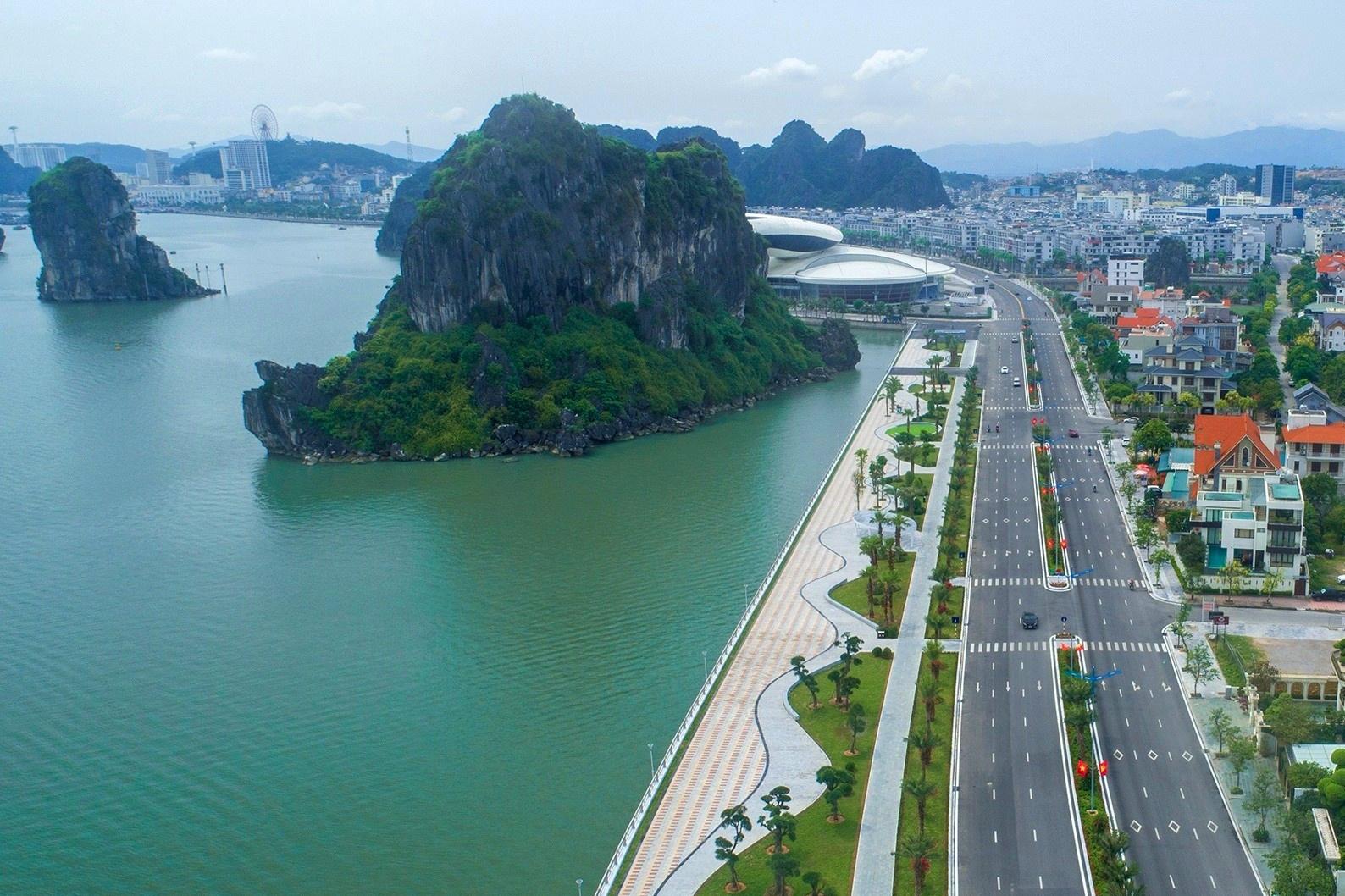 Toàn cảnh cung đường 600 tỷ ven di sản vịnh Hạ Long