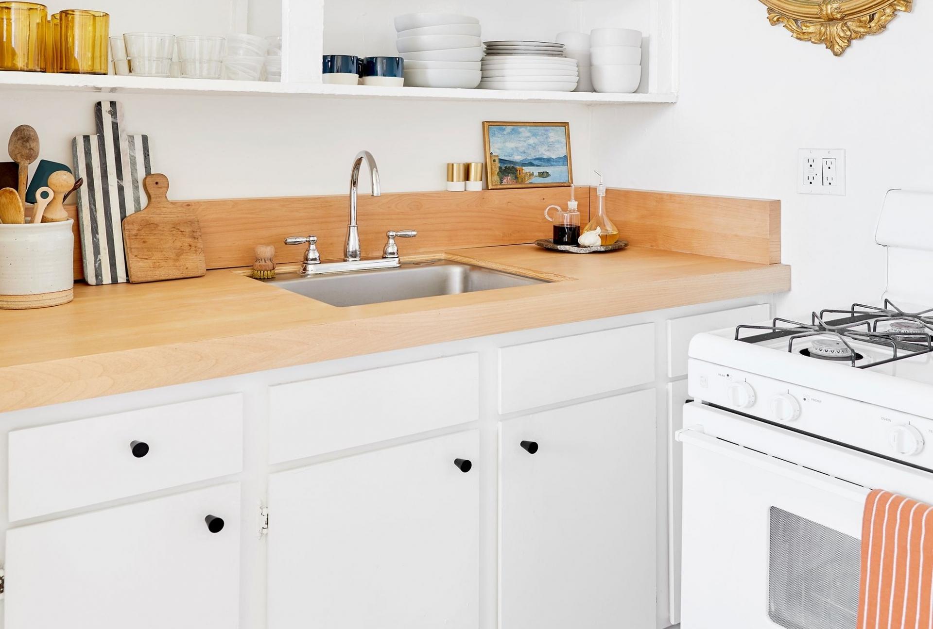 Các vật dụng giúp đơn giản và tối ưu hóa không gian bếp