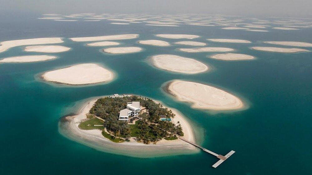 Vì sao quần đảo nhân tạo ở Dubai vẫn còn trống?