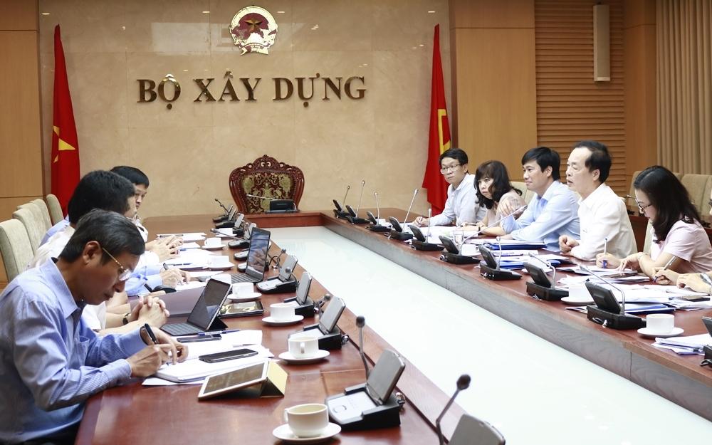 Bộ trưởng Phạm Hồng Hà làm việc với lãnh đạo UBND tỉnh Thừa Thiên - Huế