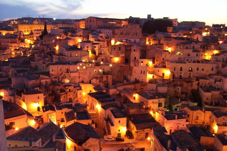 Matera - thành phố cổ có người ở hơn 9.000 năm