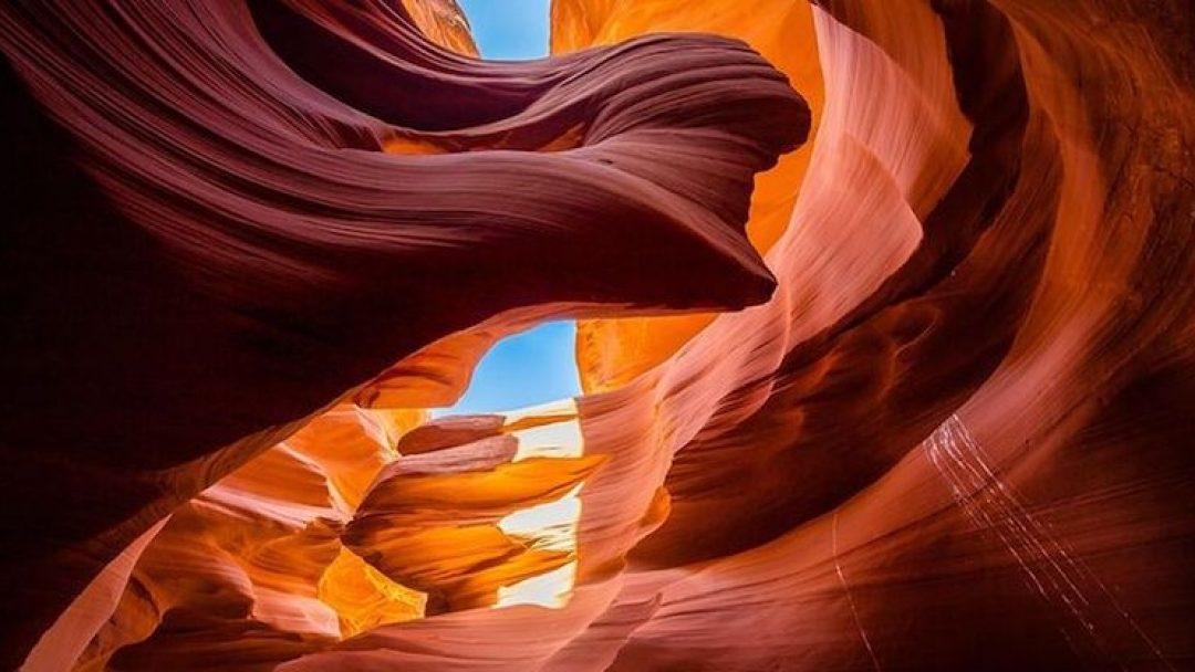 Vẻ đẹp của hẻm núi được mệnh danh đẹp nhất thế giới