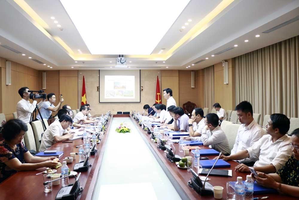 Thị xã Kỳ Anh, tỉnh Hà Tĩnh đạt tiêu chí đô thị loại III