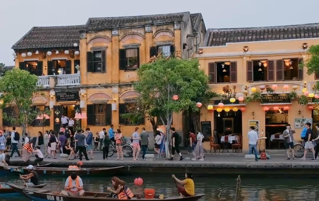 Vẻ đẹp của Hội An, thành phố du lịch hoài cổ đầy thơ mộng