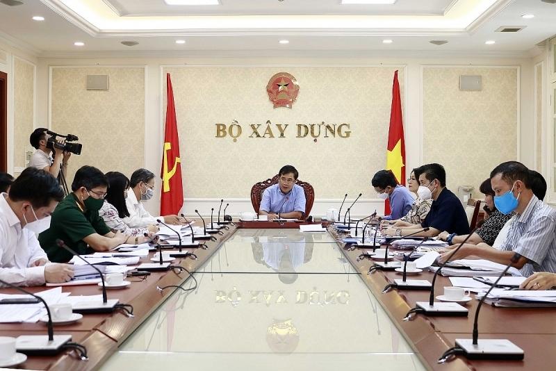 Bộ Xây dựng họp trực tuyến lấy ý kiến sửa đổi, bổ sung một số điều của Nghị quyết 1210 về phân loại đô thị