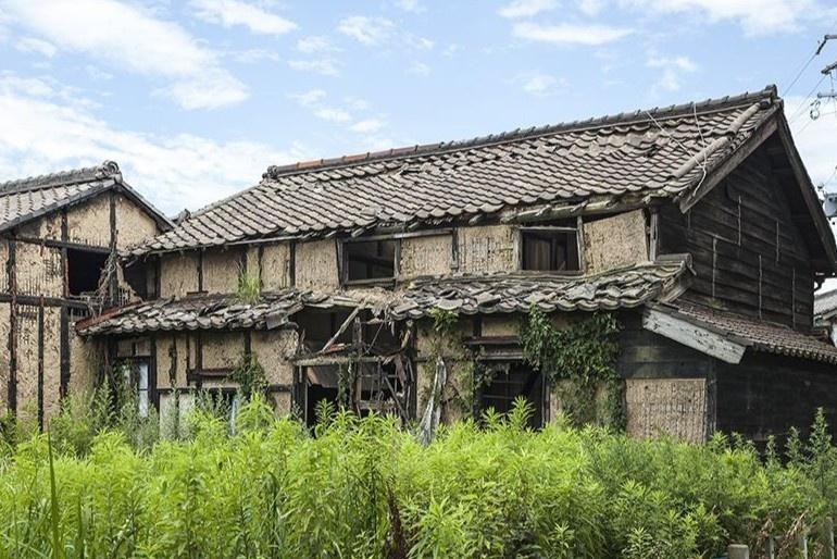 Những căn nhà giá 500 USD ở Nhật Bản